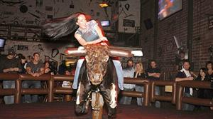 5 to try: Where to ride a mechanical bull