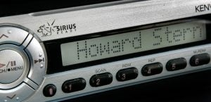 Satellite radio's promise of channel choices would take time
