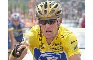 Armstrong wins record sixth Tour De France