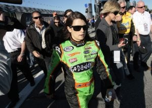 Patrick fervor grows as her NASCAR debut nears