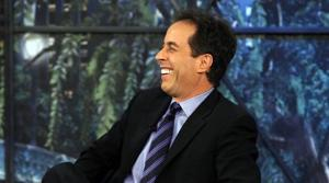 Seinfeld back with 'The Marriage Ref'