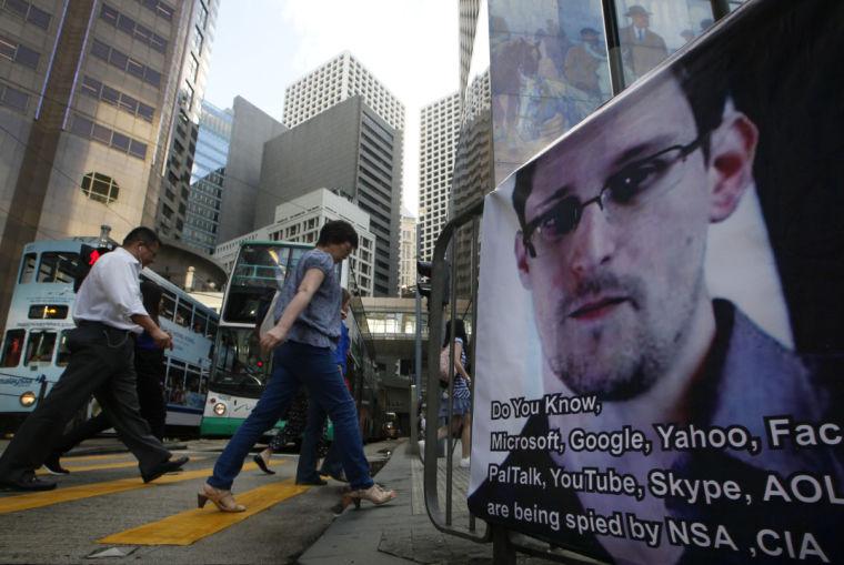 Hong Kong US Government Surveillance
