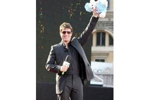 Tom Cruise didn't want to leave daughter