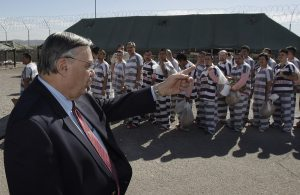 Arpaio, Thomas sue county officials, judges