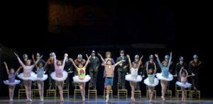 Billy Elliot cast