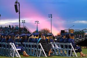 Higley High School graduation
