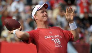Peyton Manning and the Cardinals?