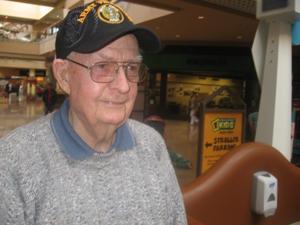 Veteran Dale Olson