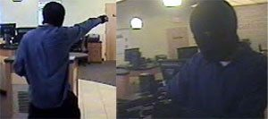 FBI looking for armed bank robber