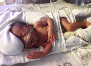 Quintuplets Born
