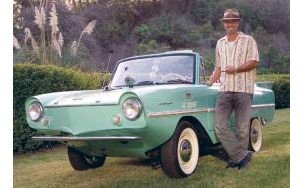 Celebrity Car: George Gray