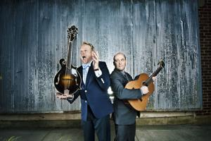 <p>Jamie Dailey and Darrin Vincent lead the Grammy-nominated group Dailey and Vincent. [Submitted]</p>