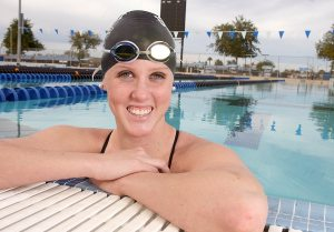 All-Tribune girls swimming: Kelli Benjamin