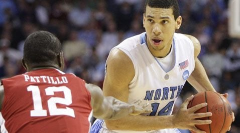 North Carolina leaves Oklahoma behind 72-60 