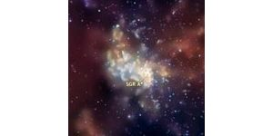 Scientists: Black hole helps spawn stars