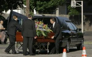 Slain abortion doctor eulogized as generous