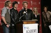Paisley leads ACM nominations with six