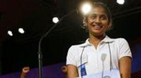 Kansas girl wins National Spelling Bee