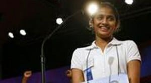 Kansas girl wins National Spelling Bee 