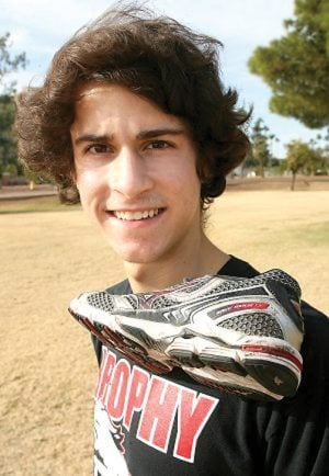 BEST OF 2010: Peoria native reaches potential for Brophy cross country
