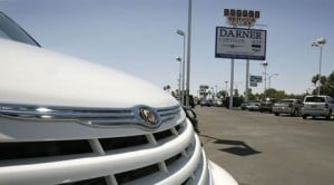 Darner fighting Chrysler's closure filing