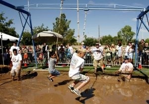 Mighty Mud Mania turns kids loose in the grime