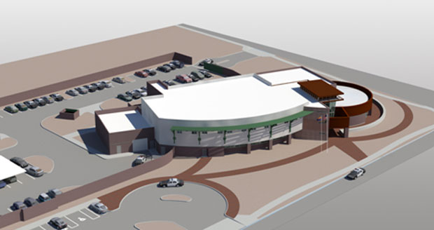 Fiesta District police stations plans