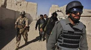 Little resistance on day 2 of US-Afghan offensive