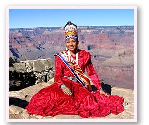 Miss Indian Arizona Scholarship Program