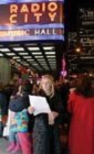 Radio City Music Hall musicians strike