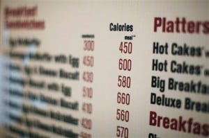 Study: Frozen meal, chain calorie counts off