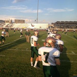 Campo Verde 46, Goldwater 0