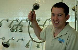 Plumbing business still all in the family
