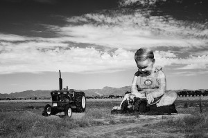Art Intersection, Tractor Boy