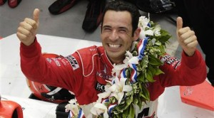 Castroneves wins his third Indy 500