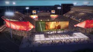 Sun Devil Stadium renovation