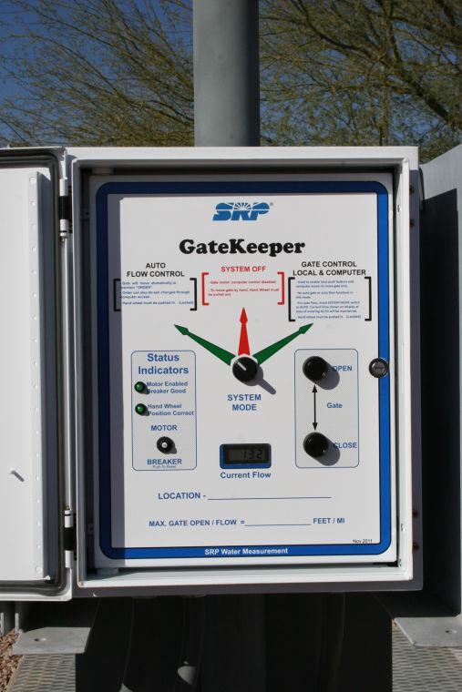 SRP 'Gatekeeper'