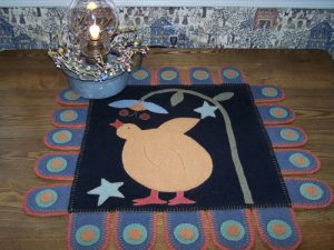 Penny rugs are a worthy piece of Americana