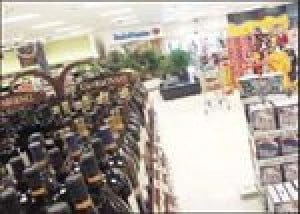 Supermarket's liquor display upsets some residents