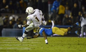 Arizona State holds off UCLA to win Pac-12 South