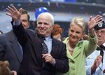 Cindy McCain stable after suffering stroke
