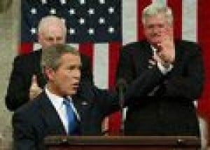 President Bush's State of the Union Address 