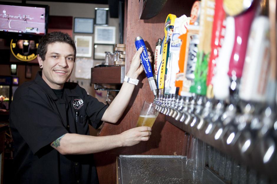 Best of Mesa 2014 Bartender/Waiter/Waitress: Nick Kadlec