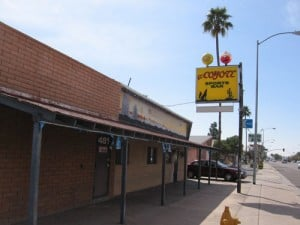 El Coyote Sports Bar 