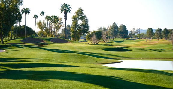 Best of Mesa 2014 Golf Course: Superstition Spring Golf Club