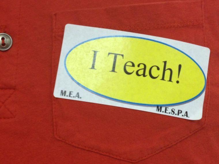 Mesa teachers flood board meeting