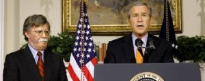 Bush appoints Bolton, bypassing Senate 