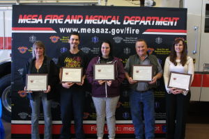 City of Mesa Good Samaritan Awards