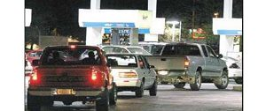 Rumor sparks long lines at Valley gas stations