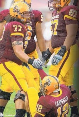 In search of chemistry, ASU tweaks offensive line